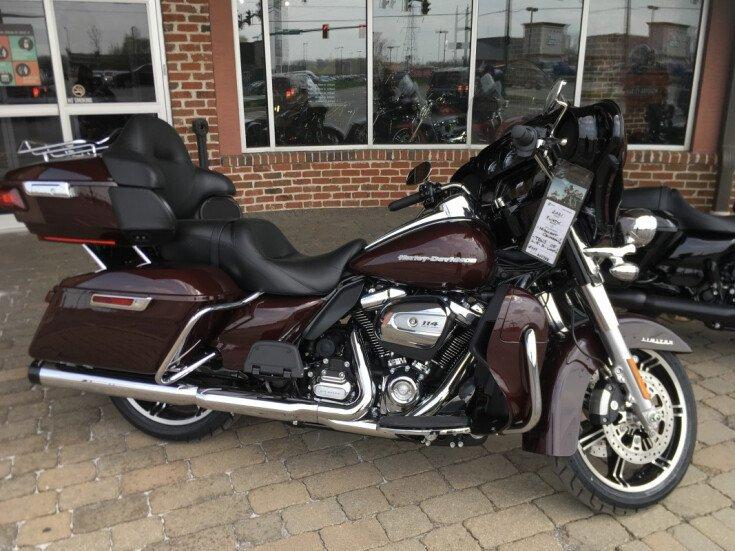 2021 Harley-Davidson Touring Ultra Limited for sale 201069951