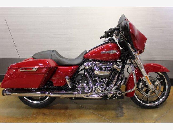 2021 Harley-Davidson Touring Street Glide for sale 201070564