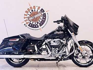 2021 Harley-Davidson Touring Street Glide for sale 201112586