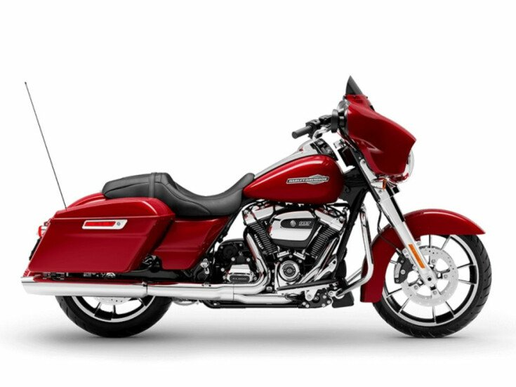 2021 Harley-Davidson Touring Street Glide for sale 201115821