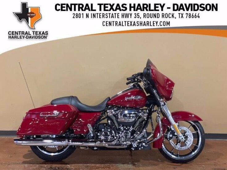 2021 Harley-Davidson Touring Street Glide for sale 201148292