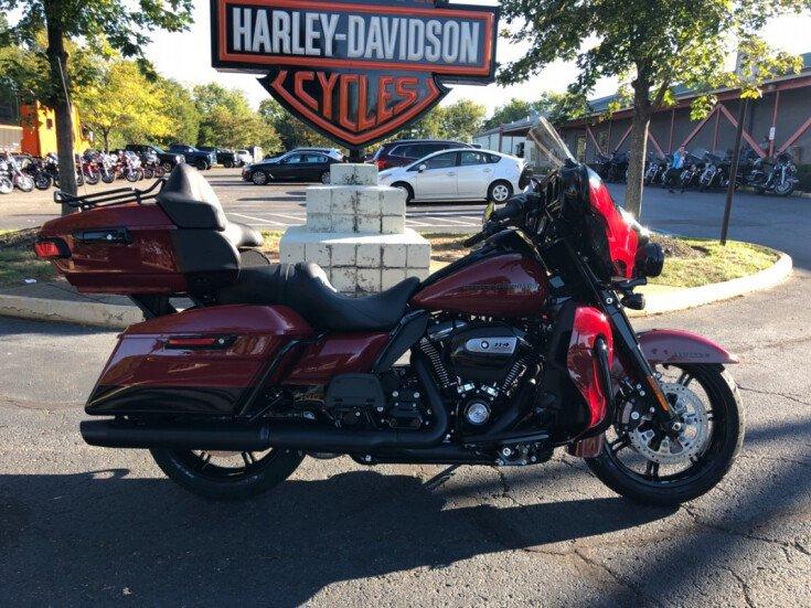 2021 Harley-Davidson Touring Ultra Limited for sale 201174177
