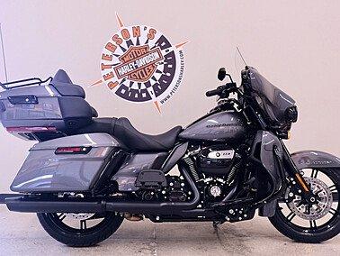 2021 Harley-Davidson Touring Ultra Limited for sale 201183544