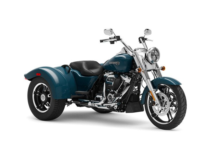 2021 Harley-Davidson Trike Freewheeler specifications