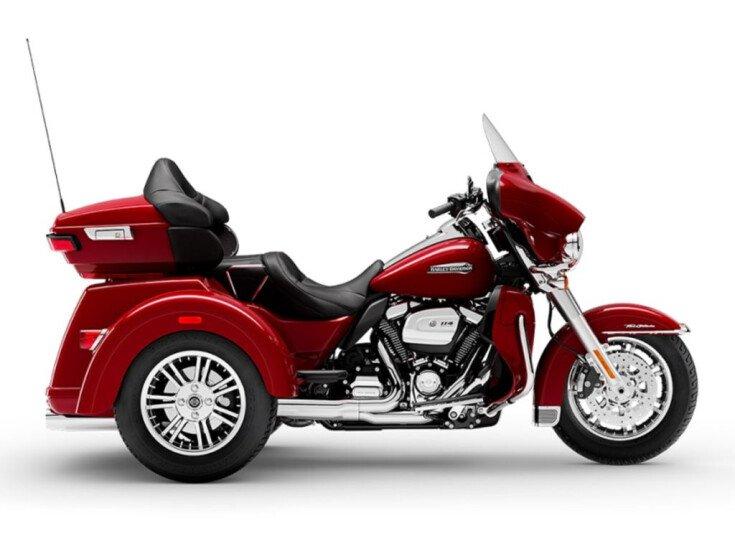 2021 Harley-Davidson Trike Tri Glide Ultra for sale 201081056