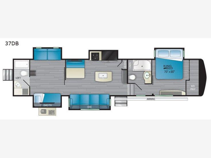 2021 Heartland Bighorn for sale 300280865