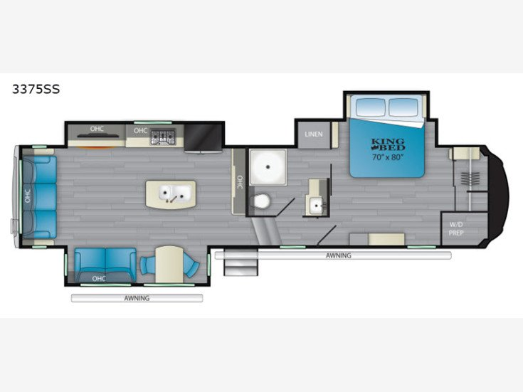 2021 Heartland Bighorn for sale 300280866