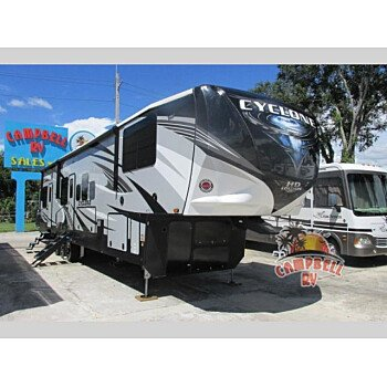 2021 Heartland Cyclone 4007 for sale 300256135