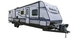2021 Heartland Prowler 262BH specifications