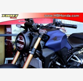 2021 Honda CB300R for sale 200950056