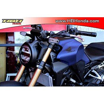 2021 Honda CB300R for sale 200950056