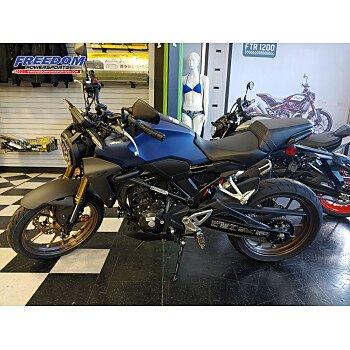 2021 Honda CB300R for sale 200972416