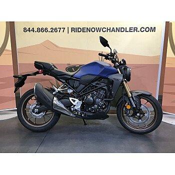2021 Honda CB300R for sale 201020850
