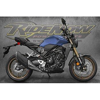 2021 Honda CB300R for sale 201043340
