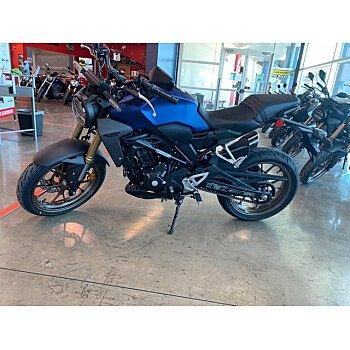 2021 Honda CB300R for sale 201050535