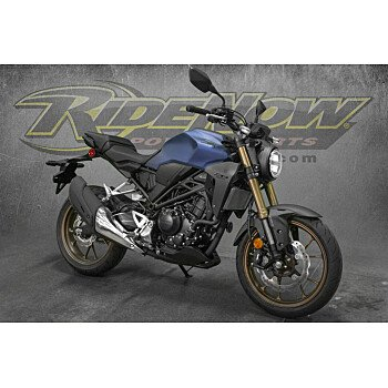 2021 Honda CB300R for sale 201070138