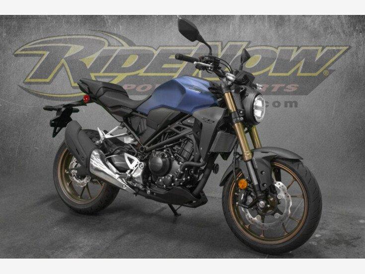2021 Honda CB300R for sale 201070175