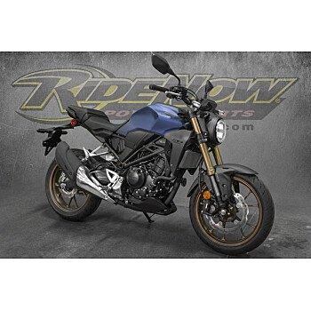 2021 Honda CB300R for sale 201093561