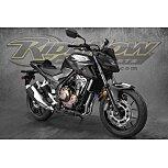 2021 Honda CB500F for sale 201051773