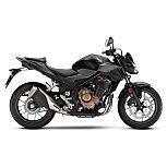 2021 Honda CB500F for sale 201059842