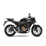 2021 Honda CB500F for sale 201100976