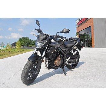 2021 Honda CB500F for sale 201150587