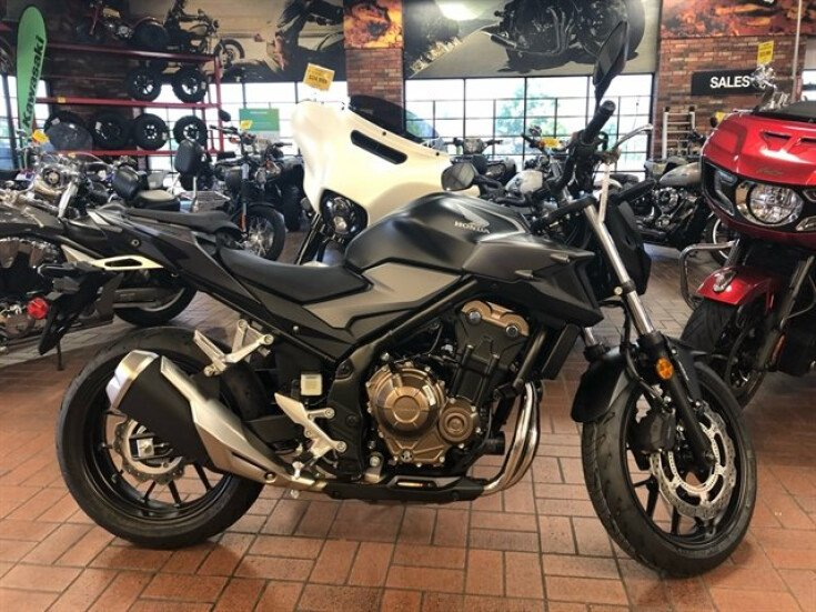 2021 Honda CB500F ABS for sale 201153536