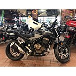 2021 Honda CB500F ABS for sale 201153538
