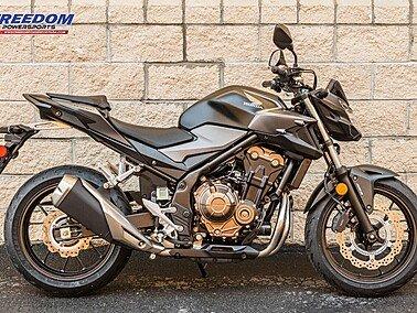 2021 Honda CB500F for sale 201158739