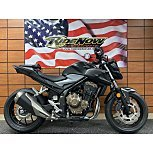 2021 Honda CB500F for sale 201163617