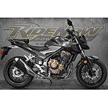 2021 Honda CB500F for sale 201169832