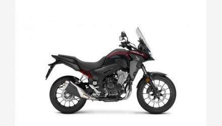 2021 Honda CB500X for sale 200992903