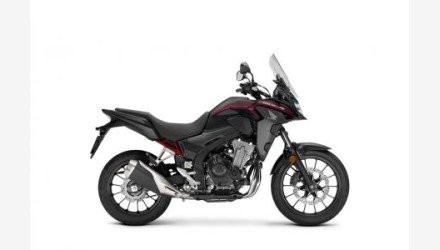 2021 Honda CB500X for sale 201000009