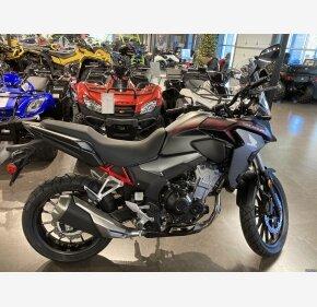 2021 Honda CB500X for sale 201000550