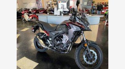 2021 Honda CB500X for sale 201019816