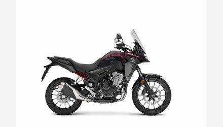 2021 Honda CB500X ABS for sale 201023005