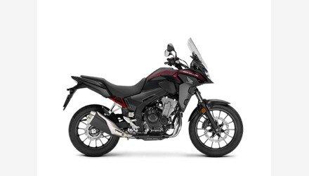 2021 Honda CB500X for sale 201031652