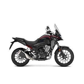 2021 Honda CB500X for sale 201078007