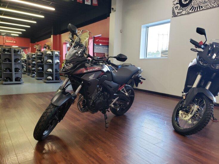 2021 Honda CB500X for sale 201156878