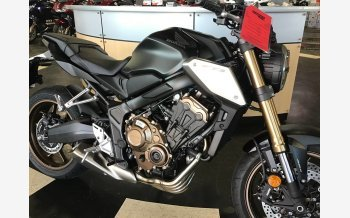 2021 Honda CB650R ABS for sale 201035643