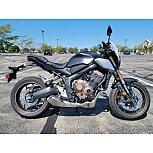 2021 Honda CB650R for sale 201138082