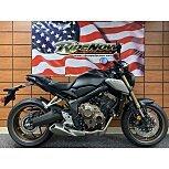 2021 Honda CB650R ABS for sale 201172680