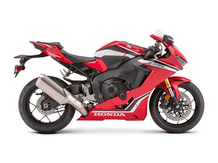 2021 Honda CBR1000RR ABS specifications