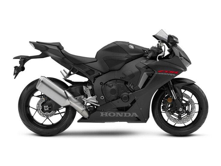 2021 Honda CBR1000RR Base specifications