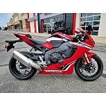 2021 Honda CBR1000RR for sale 201028609