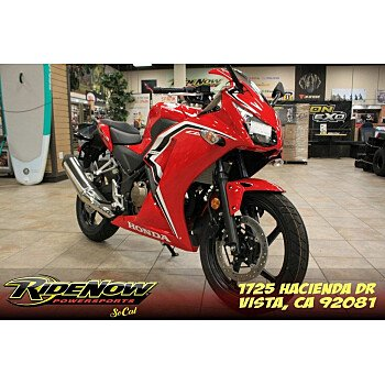 2021 Honda CBR300R for sale 201093475