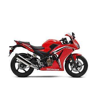 2021 Honda CBR300R ABS for sale 201108566