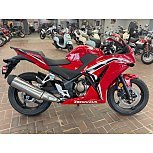 2021 Honda CBR300R for sale 201123989
