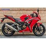 2021 Honda CBR300R for sale 201158742