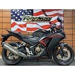 2021 Honda CBR300R for sale 201159083